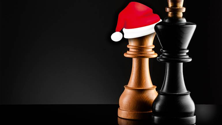 Torneo de ajedrez – Navidad 2019