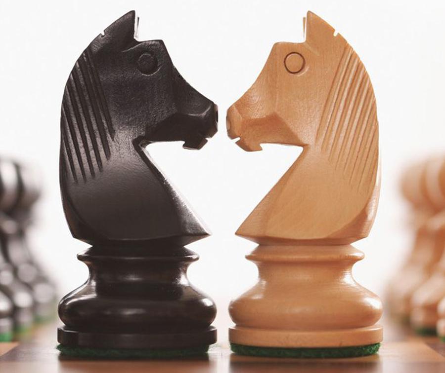 Torneo de ajedrez «por parejas»