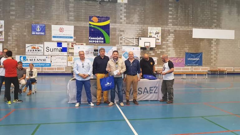 Luis María Campos Campeón del II Open.