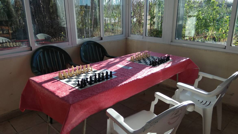 I Torneo «Ajedrez-Gastronómico»