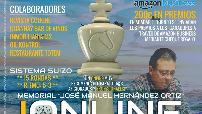 I ONLINE – MEMORIAL : JOSÉ MANUEL HERNÁNDEZ ORTIZ