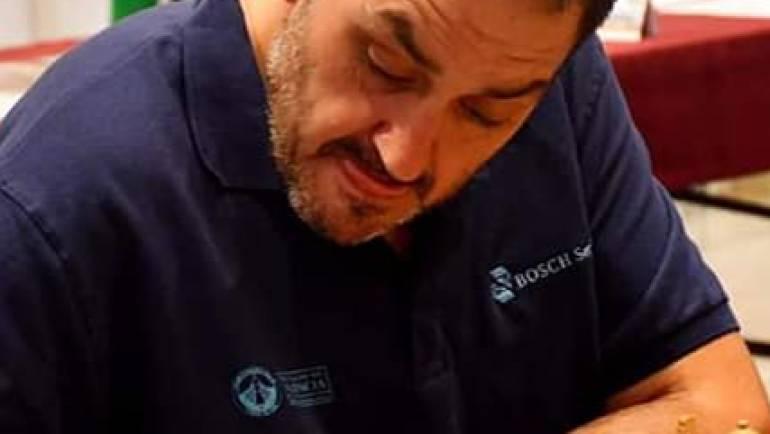 M.I. Antonio Granero Roca, Campeón del I «Memorial Hernández» Online.